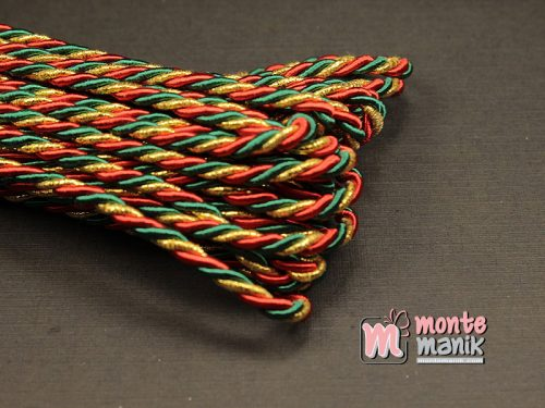 1 Yards Tali Twist 3 warna 4 mm (TLC-37)
