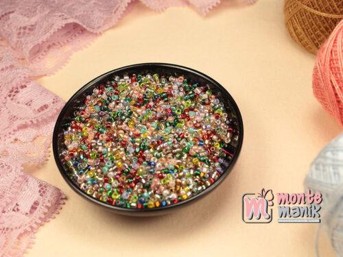 10 gram Manik Pasir Matsuno 11 oz Campur Warna MIX2