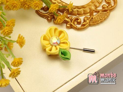 Monte Tuspin Bunga Kuning PDL108